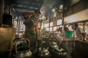 Daily life in Myanmar