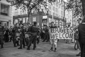 Refugees welcome 004